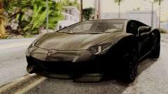 Lamborghini Aventador LP-700 Razer Gaming para GTA San Andreas