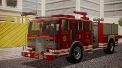 GTA 5 MTL Firetruck para GTA San Andreas