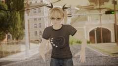 DoA 5 Ultimate - Marie Rose Punk para GTA San Andreas