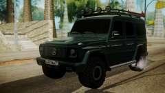Mercedes-Benz G500 Off-Road para GTA San Andreas