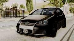 Volkswagen Golf R32 NFSMW05 Sonny PJ para GTA San Andreas
