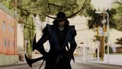 Sengoku Basara 3 - Masamune Date Original Weapon para GTA San Andreas