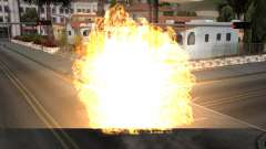 Realistic Effects Particles para GTA San Andreas