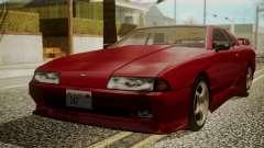 Elegy NR32 with Neon para GTA San Andreas