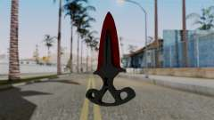 La sombra de la Daga Sangrienta telarañas
