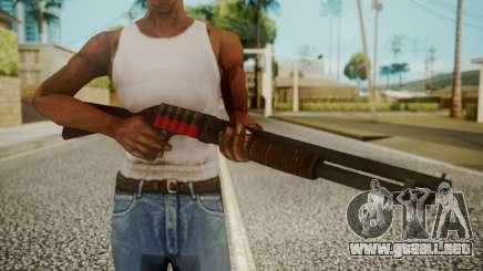 Shotgun by catfromnesbox para GTA San Andreas