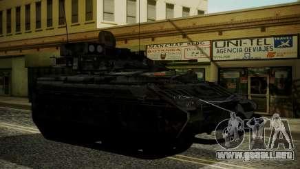 VD-1710 Armadillo APC Camo para GTA San Andreas