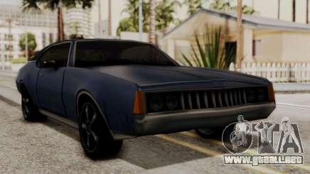 Clover Dub Edition para GTA San Andreas