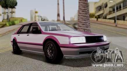 GTA 5 Albany Primo para GTA San Andreas