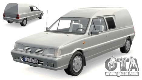 Daewoo-FSO Polonez Bella Blindados 2000 para GTA 4