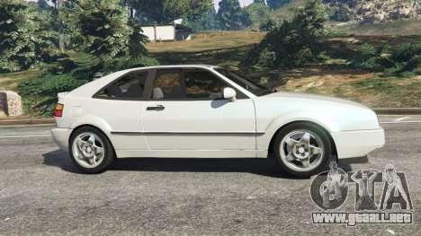 GTA 5 Volkswagen Corrado VR6 vista lateral izquierda