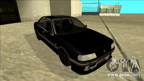 Peugeot 405 Drift para GTA San Andreas left