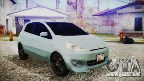 Mitsubishi Mirage GLS para GTA San Andreas