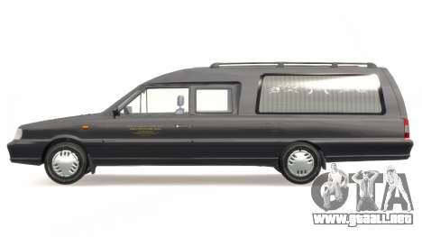 Daewoo-FSO Polonez Bella DC coche fúnebre de 199 para GTA 4 left