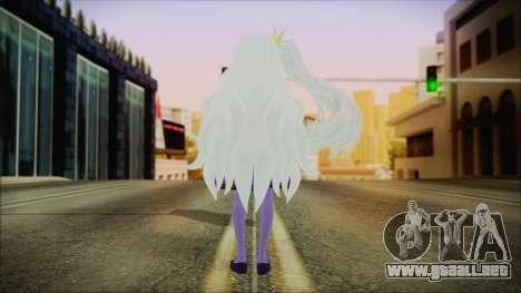 Shiro (No Game No Life) para GTA San Andreas tercera pantalla