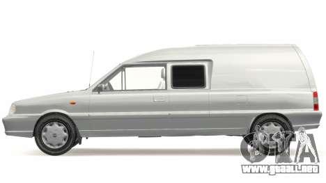 Daewoo-FSO Polonez Bella Blindados 2000 para GTA 4 left
