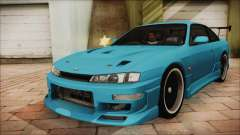 Nissan Silvia S14 Chargespeed Kantai Collection para GTA San Andreas