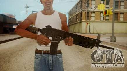 SIG-556 Patrol Rifle para GTA San Andreas