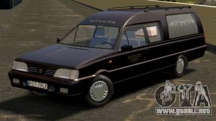 Daewoo-FSO Polonez Bella DC coche fúnebre de 1998 para GTA 4