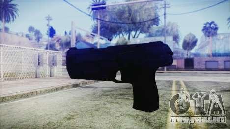 Pain 50 Caliber Pistol para GTA San Andreas segunda pantalla