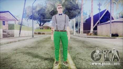 GTA Online Skin 60 para GTA San Andreas segunda pantalla