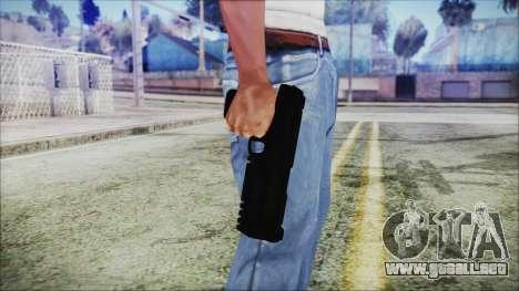 Pain 50 Caliber Pistol para GTA San Andreas tercera pantalla