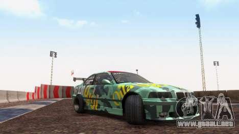 Bmw E36 Plena Sintonía para GTA San Andreas