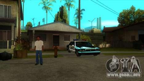 ENB Settings Janeair 1.0 para GTA San Andreas quinta pantalla