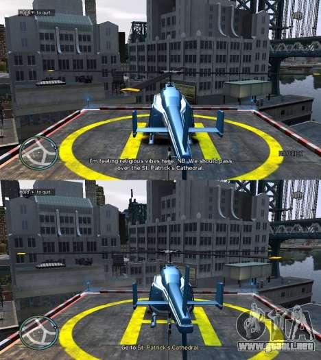 Real NYC Nombres de v1.1 para GTA 4 sexto de pantalla