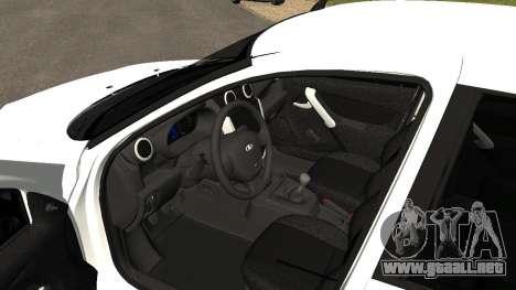 Lada Granlina para la visión correcta GTA San Andreas