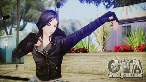 Marvel Future Fight Jessica Jones v2 para GTA San Andreas