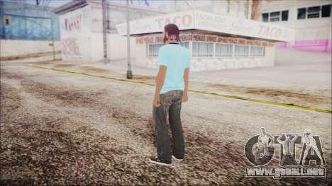 GTA Online Skin 52 para GTA San Andreas tercera pantalla