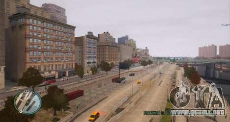 Real NYC Nombres de v1.1 para GTA 4 segundos de pantalla