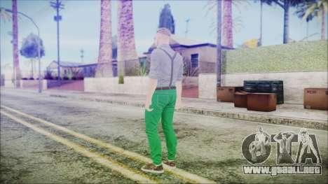 GTA Online Skin 60 para GTA San Andreas tercera pantalla