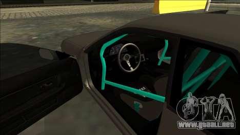Nissan Skyline R32 Drift para visión interna GTA San Andreas