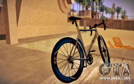 GTA V Tri-Cycles Race Bike para GTA San Andreas left
