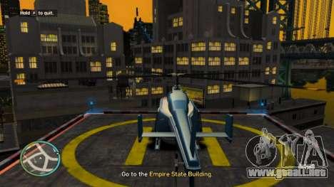 Real NYC Nombres de v1.1 para GTA 4 tercera pantalla