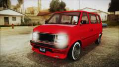 GTA 5 Declasse Moonbeam No Interior IVF