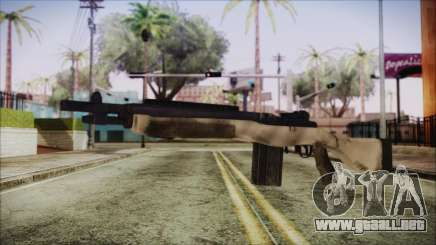 M308 PayDay 2 para GTA San Andreas