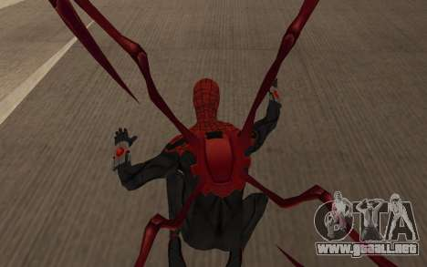Superior Spider-Man por Robinosuke para GTA San Andreas quinta pantalla