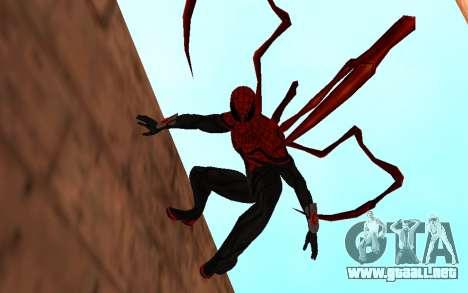 Superior Spider-Man por Robinosuke para GTA San Andreas segunda pantalla