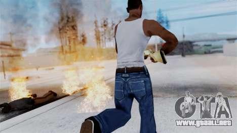 GTA 5 Effects v2 para GTA San Andreas décimo de pantalla