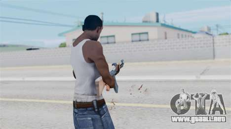 GTA 5 Effects v2 para GTA San Andreas novena de pantalla