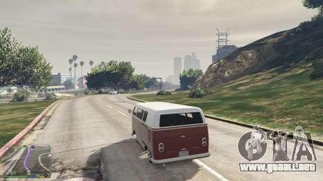 GTA 5 Todo el mundo es un Taxi tercera captura de pantalla