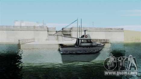 GTA 5 Effects v2 para GTA San Andreas octavo de pantalla