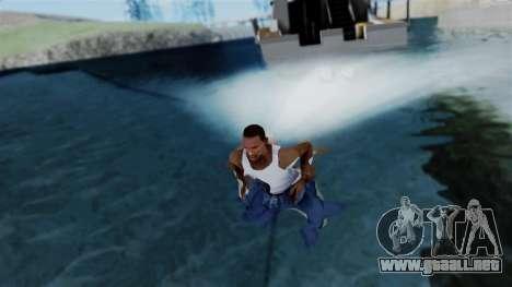 GTA 5 Effects v2 para GTA San Andreas twelth pantalla