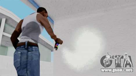 GTA 5 Effects v2 para GTA San Andreas undécima de pantalla