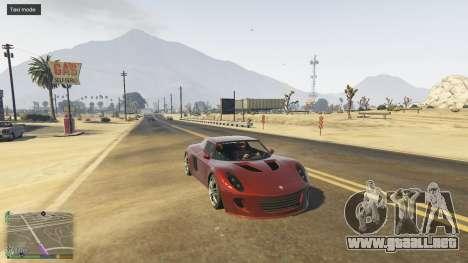 GTA 5 Todo el mundo es un Taxi