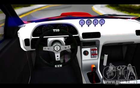 Chevrolet Optra 2007 para la visión correcta GTA San Andreas