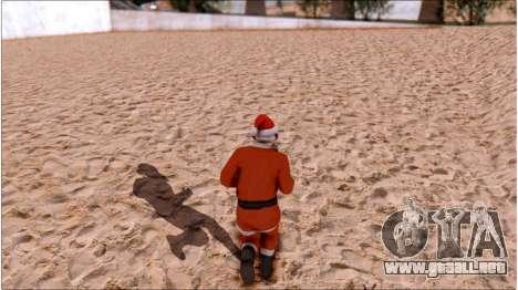 Texturas en HD de la playa para GTA San Andreas